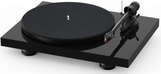 Pro-Ject Debut Carbon EVO 2M Red HG Black