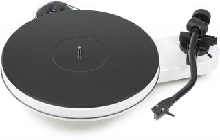 Pro-Ject RPM-3 Carbon 2M Silver High Gloss White