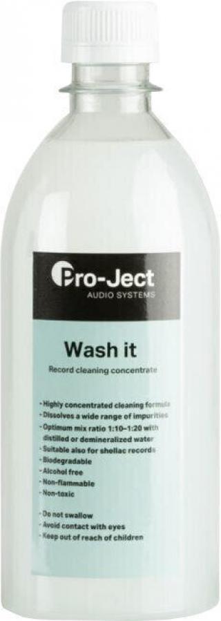 Pro-Ject Wash It 500 ML Čisticí roztok