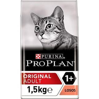 Pro Plan Cat Adult Optisenses s lososem 1,5 kg