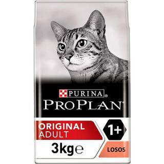 Pro Plan Cat Adult Optisenses s lososem 3 kg