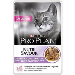 Pro Plan Cat Delicate s krůtou 24 × 85 g