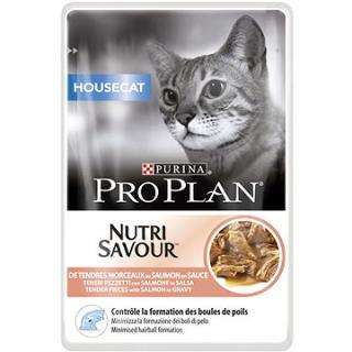 Pro Plan Cat Housecat s lososem 24 × 85 g