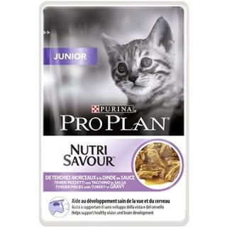 Pro Plan Cat Junior s krůtou 24 × 85 g