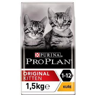Pro Plan Cat Kitten Optistart s kuřetem 1,5 kg