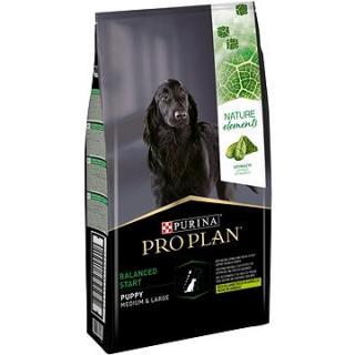 Pro Plan Nature Elements Medium & Large Puppy Balanced Start s jehněčím 10 kg
