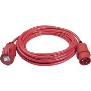Prodlužovací CEE kabel Brennenstuhl, 25 m, červená