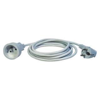 Prodlužovací kabel EMOS 1,5m/1zásuvka bílá P0111 1901010150