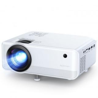 Projektor projektor apeman lc550, 1080p, 150 ansi/4000 led