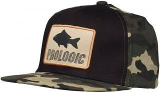 Prologic Čepice Mega Fish Cap Black One Size