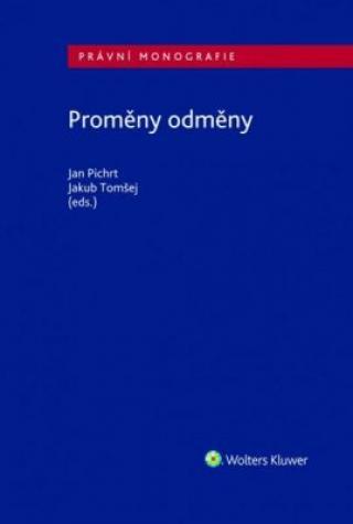 Proměny odměny - Jan Pichrt