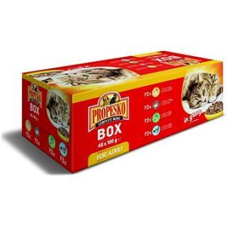 Propesko mix masa 48 × 100 g