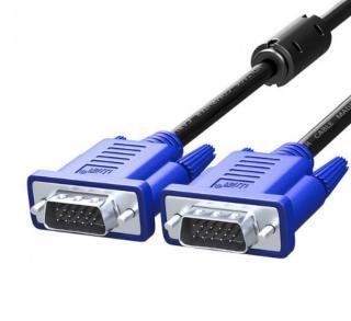 Propojovací VGA kabel - 2 varianty Varianta: samec a samec, Typ: 1,5 m