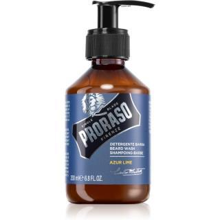 Proraso Azur Lime šampon na vousy 200 ml pánské 200 ml
