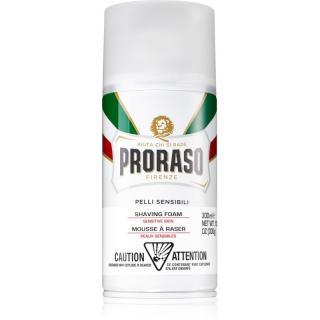 Proraso White pěna na holení pro citlivou pleť 300 ml pánské 300 ml