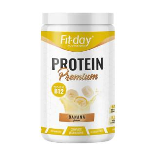 Proteinový Nápoj Fit-Day Protein Premium 900 G  Banán