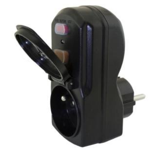 Proudový chránič do zásuvky 16A/30mA FK-PRCD-2 IP54 4739425