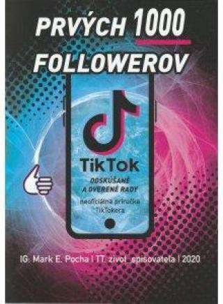 Prvých 1000 followerov - Pocha Mark E.