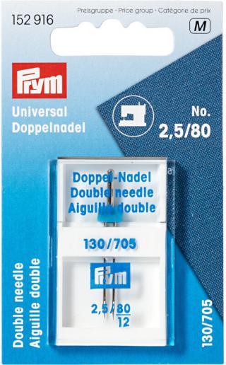 PRYM 130/705 Universal No. 2,5/80 Standardní