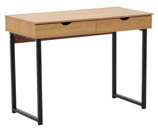Psací stůl Černá