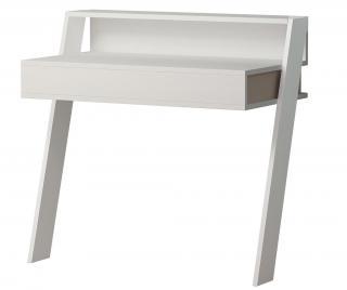 Psací stůl Cowork  White Bílá