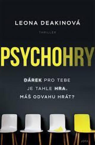 Psychohry -- Dárek pro tebe je tahle hra. Máš odvahu hrát?