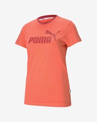 Puma Amplified Triko Oranžová dámské M