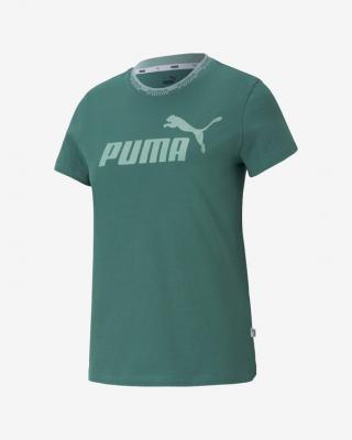Puma Amplified Triko Zelená dámské M