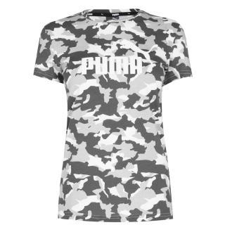 Puma Big Logo T-shirt Ladies dámské Other XS