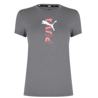 Puma Central Logo T-shirt Ladies dámské Other XS