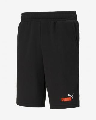 Puma Kraťasy Černá pánské XS