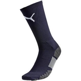 Puma Match Crew Socks, modrá/šedá