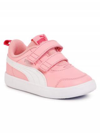 Puma Sneakersy Courtflex V2 V Inf 37154403 Růžová dámské 26