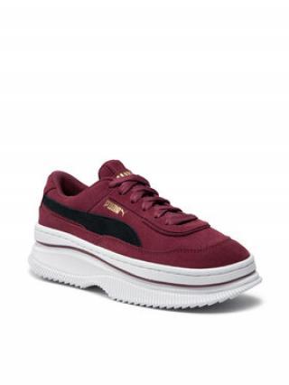 Puma Sneakersy Deva Suede Wns 372423 06 Bordó dámské 36