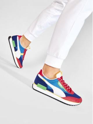Puma Sneakersy Future Rider Play On 371149 35 Modrá pánské 46
