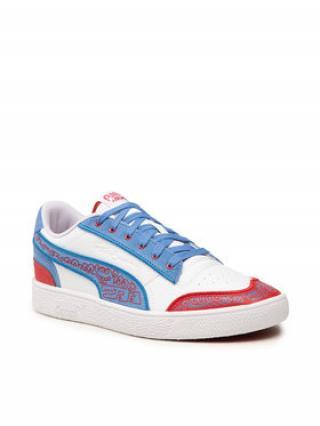 Puma Sneakersy Ralph Sampson Mr Doodle 380539 01 Bílá pánské 42