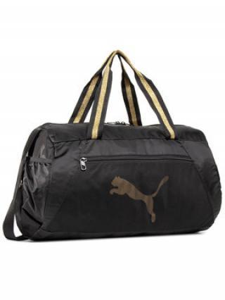 Puma Taška At Ess Barrel Bag 77365 05 Černá 00