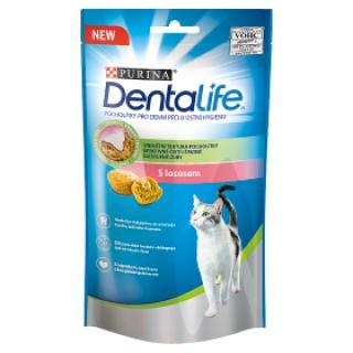 Purina Dentalife Cat losos 40g
