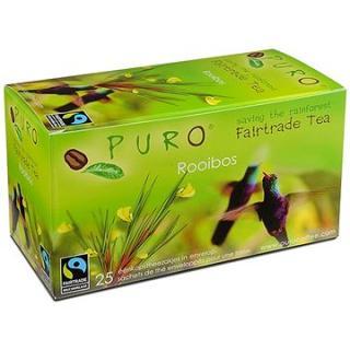 Puro Fairtrade čaj porcovaný Rooibos 25x1,5g