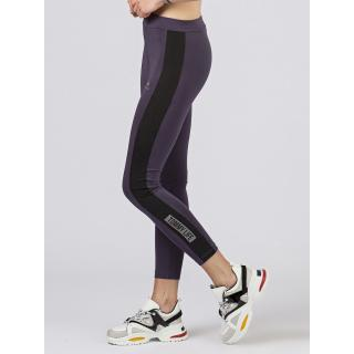 Purple TOMMY LIFE leggings dámské Neurčeno M