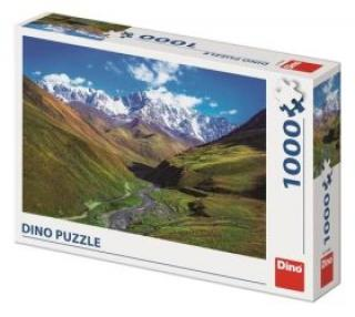 Puzzle 1000 Hora Šchara