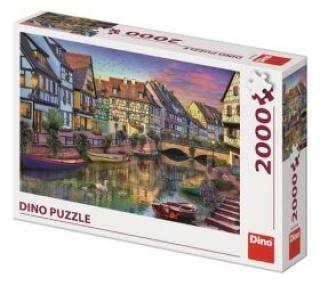 Puzzle 2000 Romantický podvečer