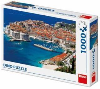 Puzzle Dubrovník - 1000 dílků