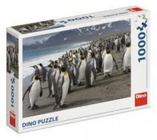 Puzzle Tučňáci - 1000 dílků