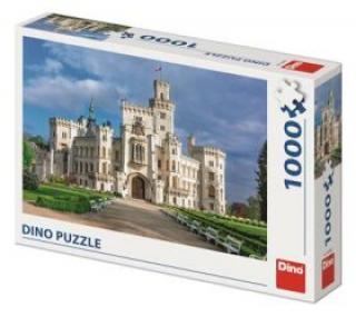 Puzzle Zámek Hluboká - 1000 ks