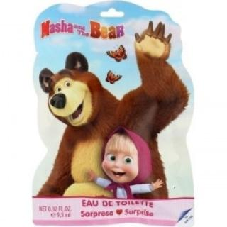 Pytlík s překvapením Máša a Medvěd