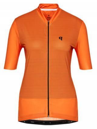 Quest Funkční tričko Adventure pánské Oranžová S