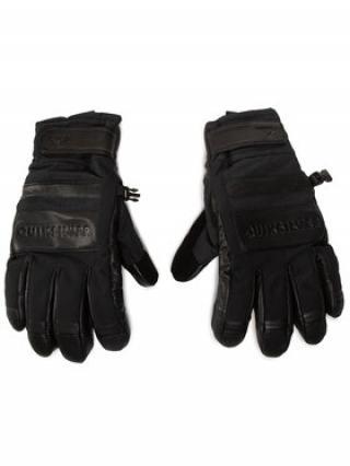 Quiksilver Lyžařské rukavice EQYHN03135 Černá L