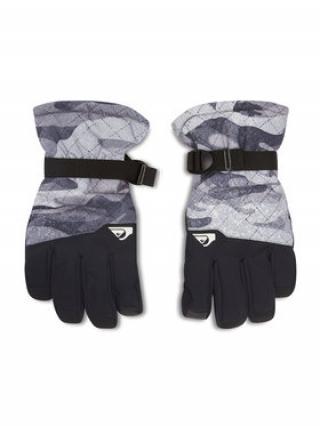 Quiksilver Lyžařské rukavice EQYHN03141 Šedá S