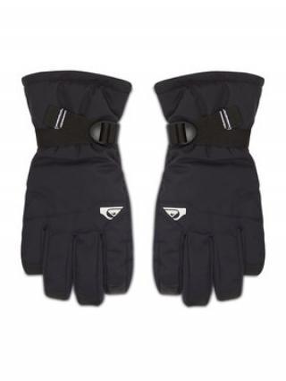 Quiksilver Lyžařské rukavice EQYHN03141 Tmavomodrá M